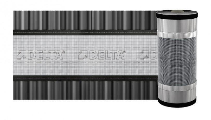 Вентиляционная лента конька Dorken DELTA - VENT ROLL MAXX 310мм х 5000 мм (1700)