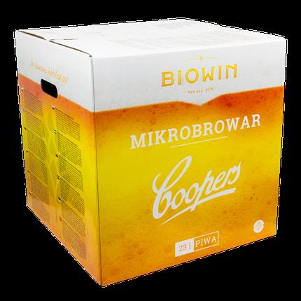 Набор домашнего пивовара Мини-Бровар ECO 2, BIOWIN Польша, фото 2