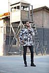 Мужская зимняя куртка-парка (до -15) - Турция, фото 6
