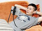 Держатель для телефона на шею Baseus Necklace Lazy Bracket. Универсальный гибкий держатель для гаджетов, фото 8