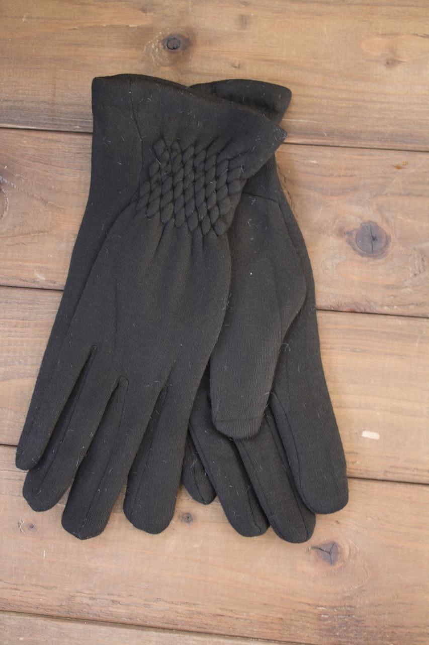 Стрейчевые перчатки + Кролик
