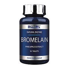 Бромелайн Scitec Nutrition Bromelain (90 таб.) скайтек нутришин