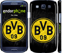 "Чехол на Samsung Galaxy S3 i9300 Боруссии ""2748c-11"""