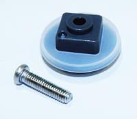 Уплотнительное кольцо + втулка + крепежный винт к шнеку мясорубки Philips 996510076635