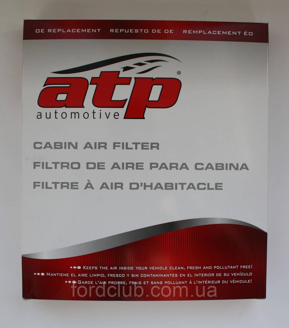 Фильтр салона Ford C-Max ATP CF258