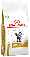 Сухой лечебный корм Royal Canin Urinary Feline S/O CAT для кошек, 9КГ