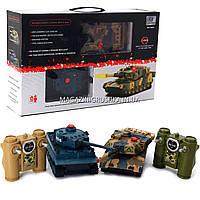 Игровой набор Танковый бой на радиоуправлении, 49*13*30 см (арт. 508C)