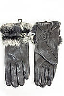 Женские перчатки Felix с мехом Большие 10w-455s3, фото 1