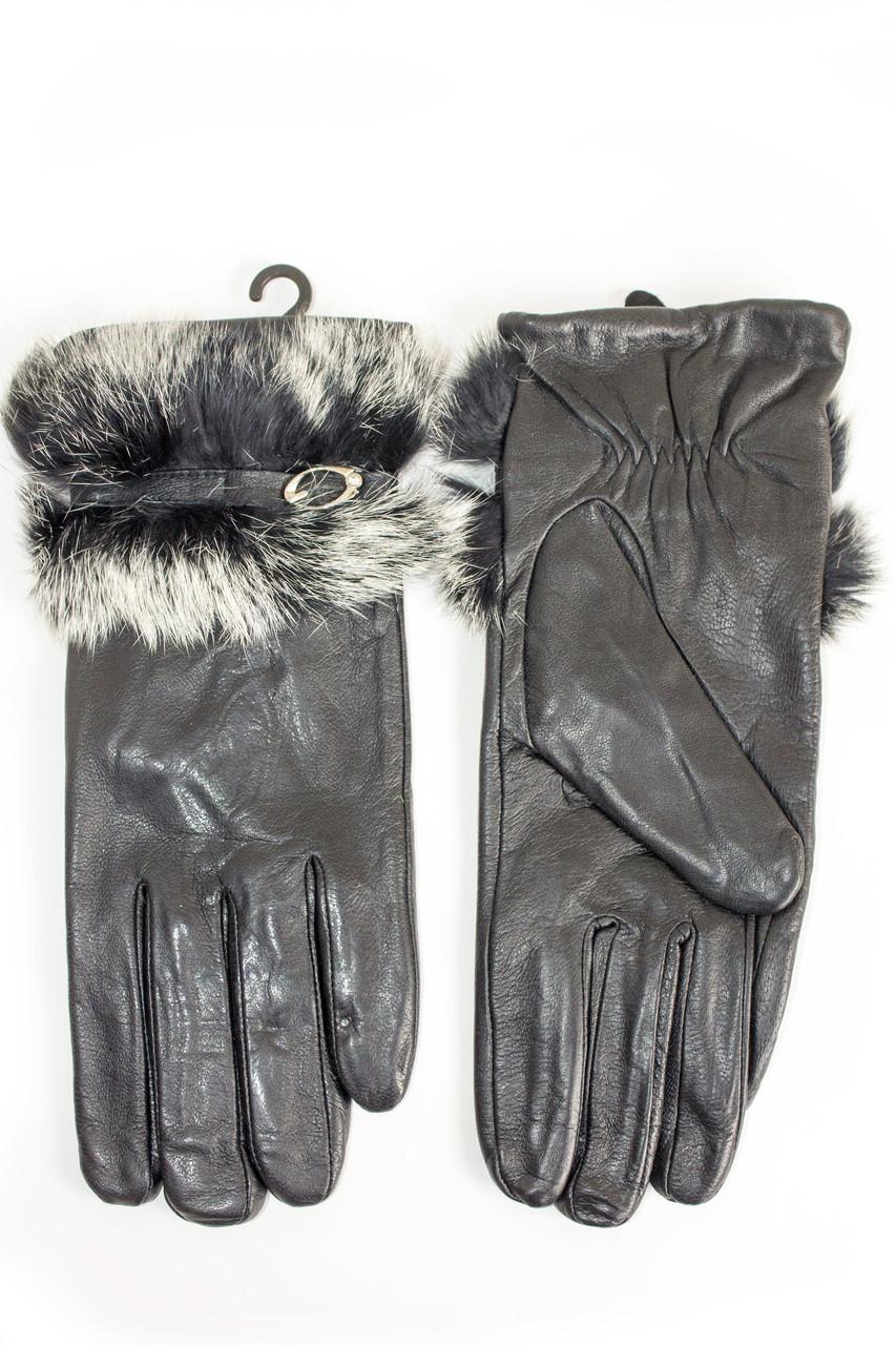 Женские перчатки Felix с мехом Большие 10w-455s3