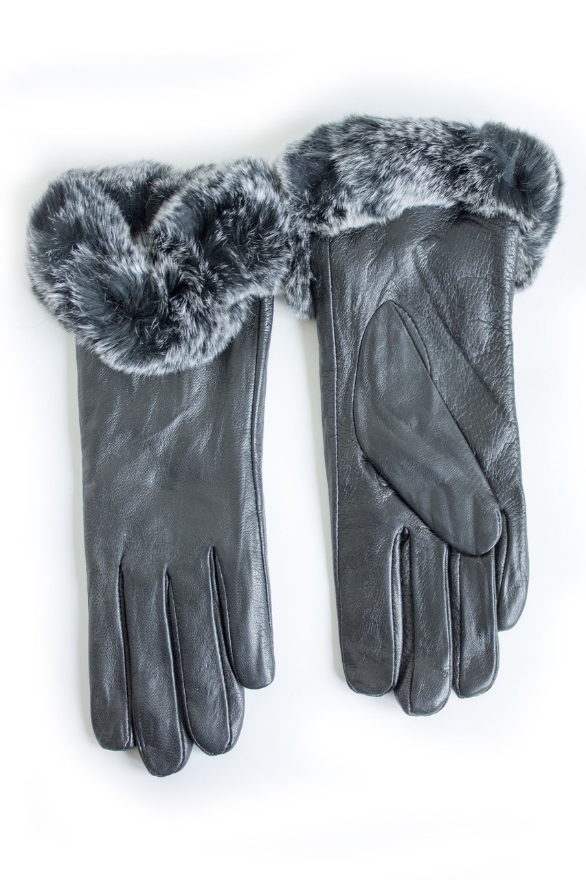 Женские перчатки Felix с мехом Маленькие 10w-634s1