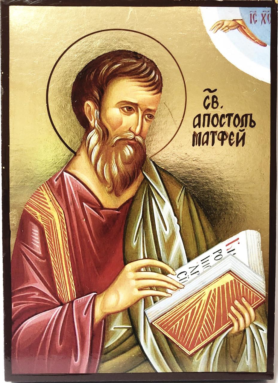Икона Святой Матвей