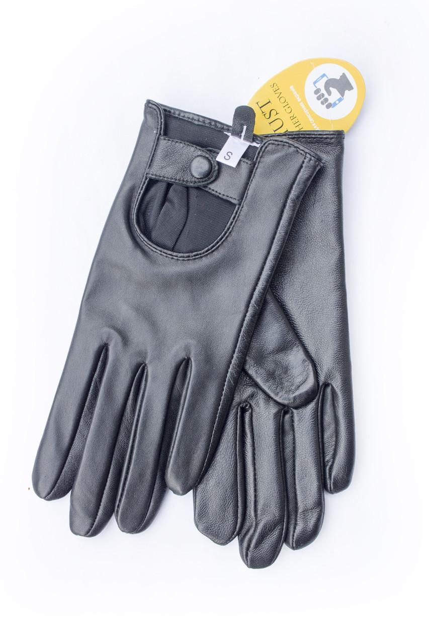 Женские кожаные сенсорные перчатки Маленькие