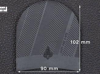 Набойка резиновая XA001 CITY MICHELIN (Франция), р.45-47, цв. черный