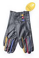 Женские кожаные перчатки 730s1, фото 1