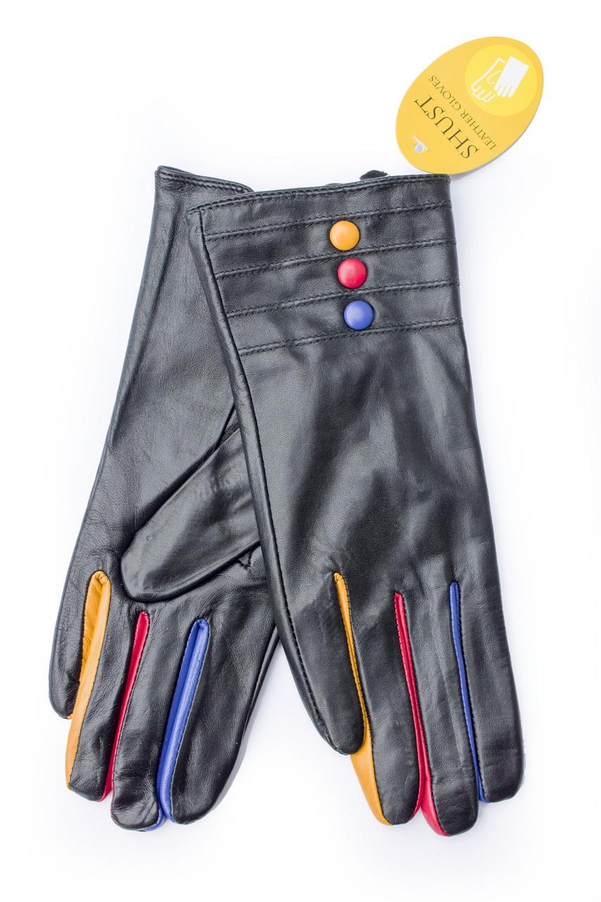 Женские кожаные перчатки 730s1