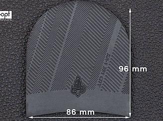 Набойка резиновая XA001 CITY MICHELIN (Франция), р.42-44, цв. черный