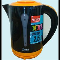 Чайник електричний (2,5 л; 2 кВт) ERSTECH 0125/20ER