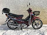 Мопед VENTUS ACTIVE VS50QT-1 110 см3, фото 8