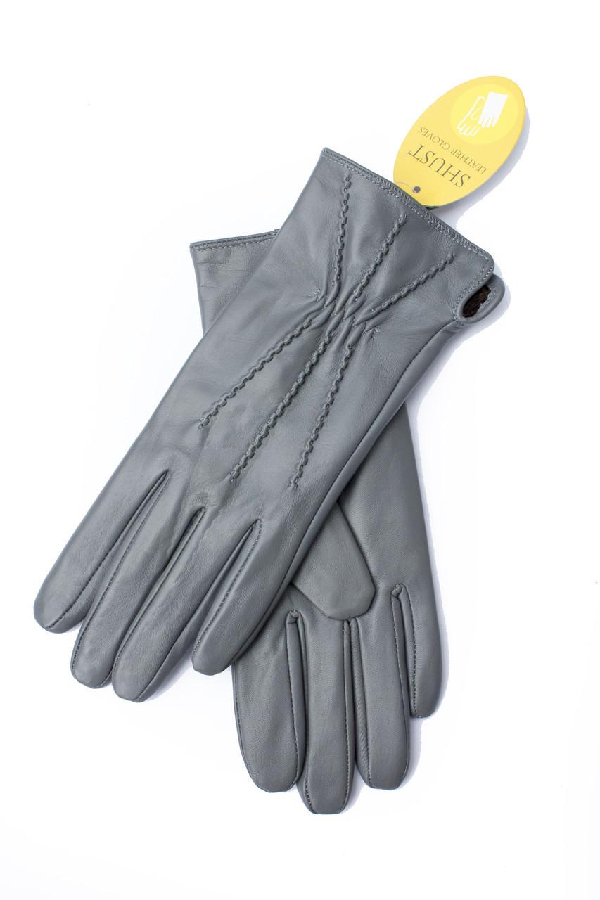 Женские кожаные перчатки 811s3