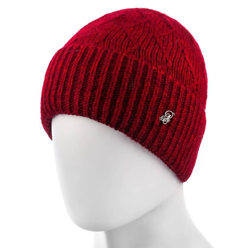 Шапка женская Atrics 673 размер 56-59 красная