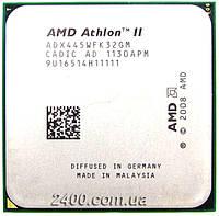 Процессор AMD Athlon II X3 445 3.1GHz / 2000MHz (ADX445WFK32GM) Socket AM3/AM2+ 95W