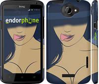 """Чехол на HTC One X SWAG style """"2081c-42"""""""