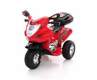 Детский электромобиль,мотоцикл Sport,красный