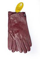 Женские бордовые перчатки 409s3 Большие, фото 1