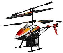 Вертолёт на радиоуправлении 3-к WL Toys V319 SPRAY водяная пушка (оранжевый)