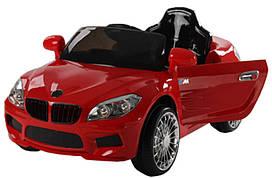 Эл-мобиль T-764 EVA RED легковая на Bluetooth 2.4G Р/У 12V4.5AH мотор 2*20W с MP3 105*60*50 /1/