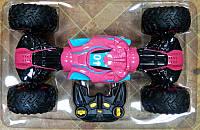 Машина на р/у 8850E (Розовая)