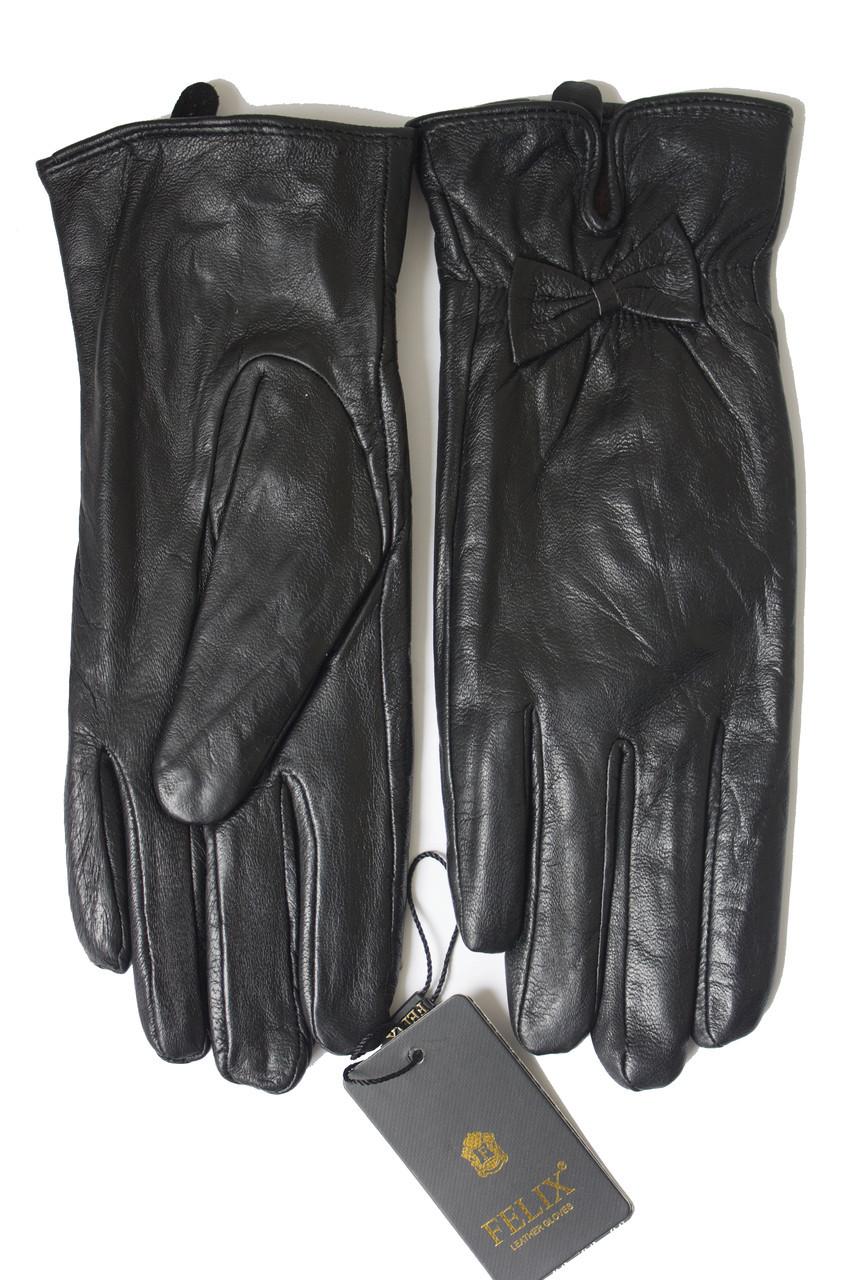 Женские кожаные перчатки Felix Большие 14W-043s3