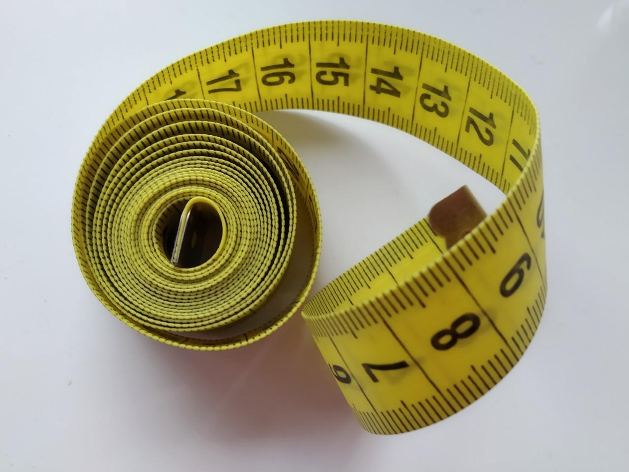 Сантиметр для рукоділля, сантиметр для шиття