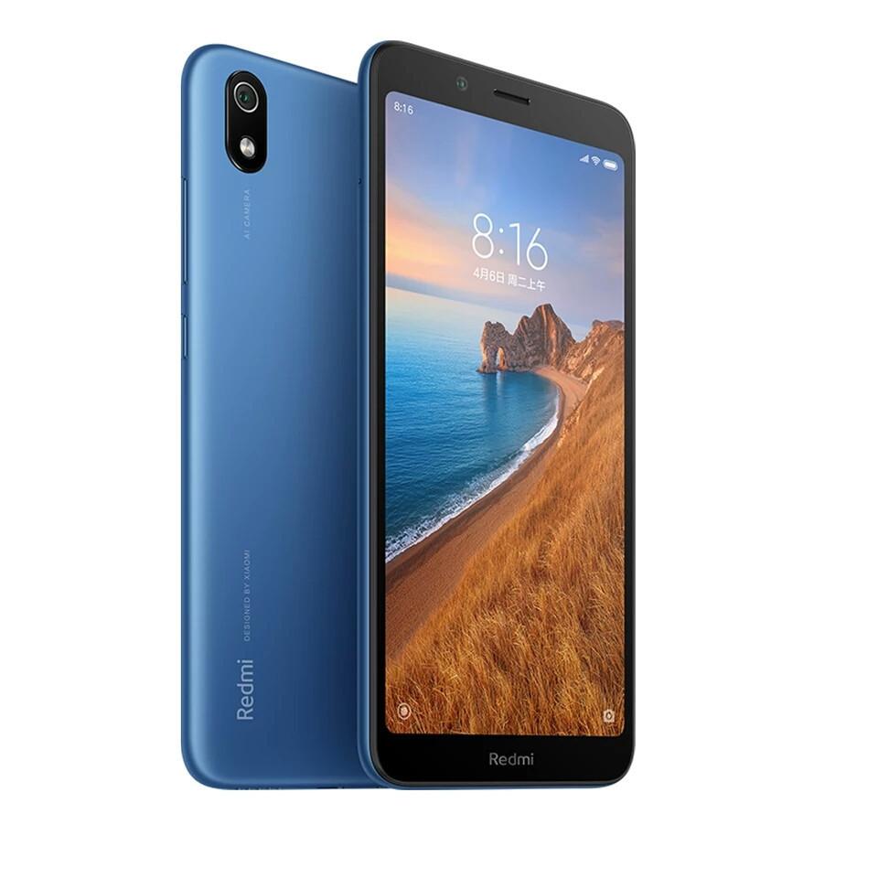 "Смартфон Xiaomi Redmi 7a Blue 2/16gb Global Version 5.45"" 8ядер Android 9.0"