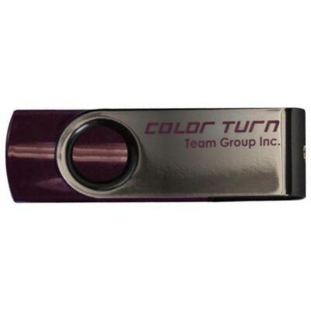 USB флеш накопитель Team 64GB Color Turn Purple USB 2.0 (TE90264GP01)