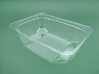 Одноразовый контейнер для пищевых продуктов ПС-141 (750мл) уп/50 штук