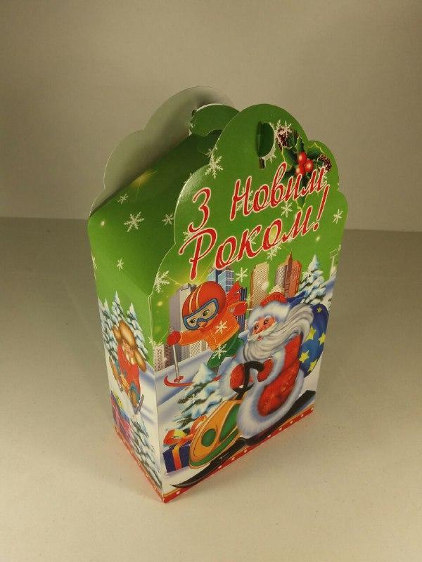 Коробка под конфет Небоскребы 500гр уп 25 штук