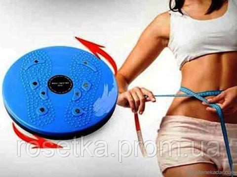 Тренажер-диск вращающийся Waist Twisting Disc