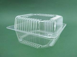 Упаковка для десертов ПС-11 (1250мл) уп/50 штук