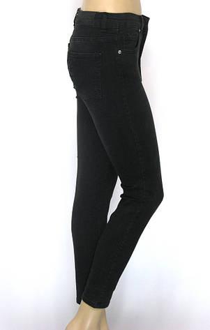 Жіночі сірі джинси американки, фото 2