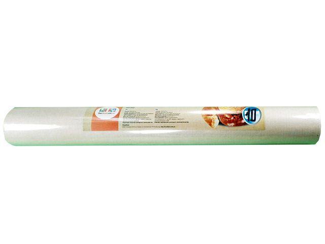 Пергаментная бумага для выпечки 10м 40,2см  коричневая Виват