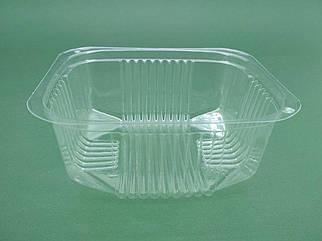 Одноразовый контейнер для пищевых продуктов ПС-170 (500мл) уп/50 штук