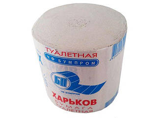 Туалетная бумага Харьков Бумпром (20 рул)