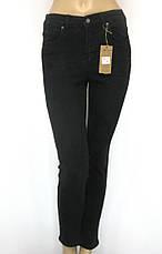 Жіночі сірі джинси американки, фото 3