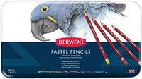 Набор пастельных карандашей Pastel Pencils в мет.короб. 72цв., Derwent