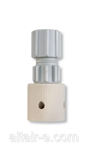Клапан всасывающий (донный) PР  9x12