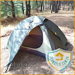 Палатка двухместная Terra Incognita Alfa 2. Палатка туристическая. Намет. Намет туристичний двомісний.