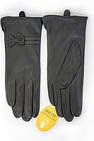 Женские кожаные перчатки ВЯЗКА Средние W22-160051s2, фото 1