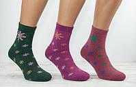 Жіночі махрові шкарпкетки
