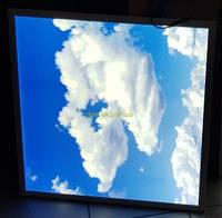 Потолочные светильники LED Облака Sky Panel 595х595мм  48вт 6400К
